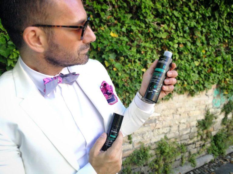 Fashion blogger uomo italiano
