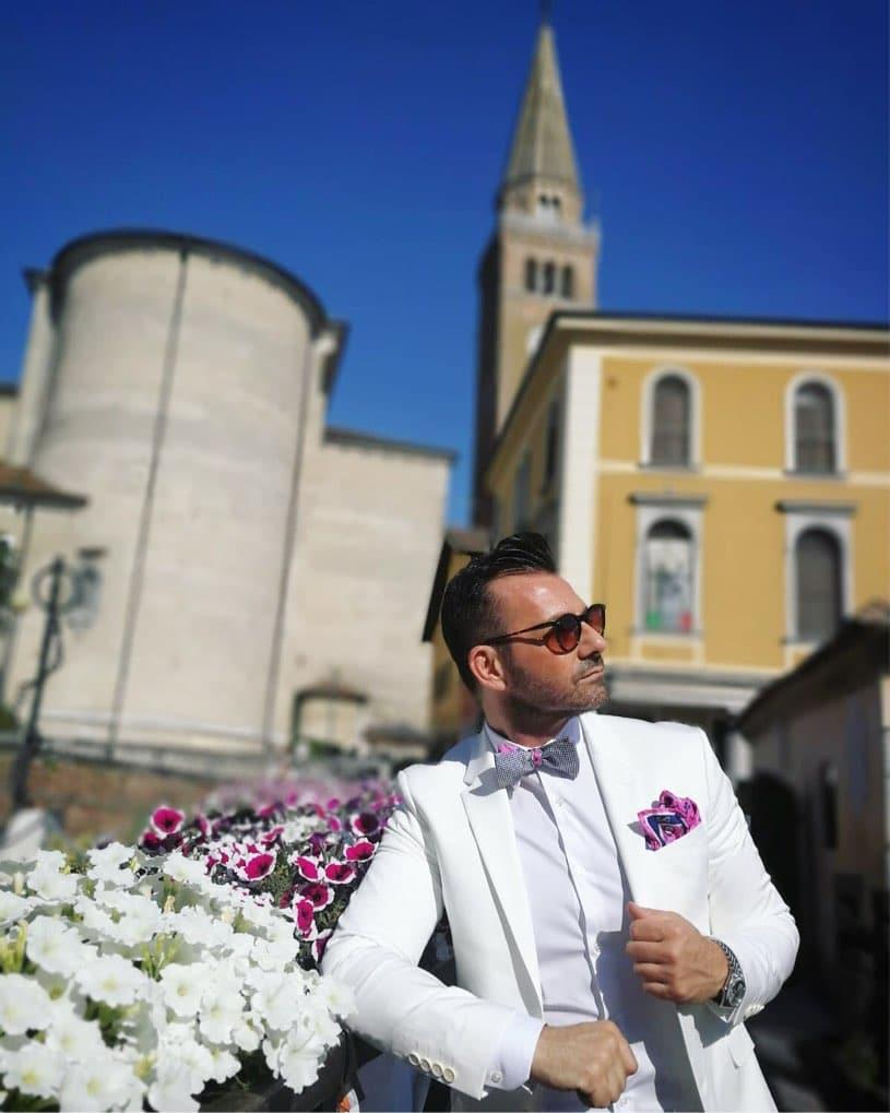 blogger uomini italiani