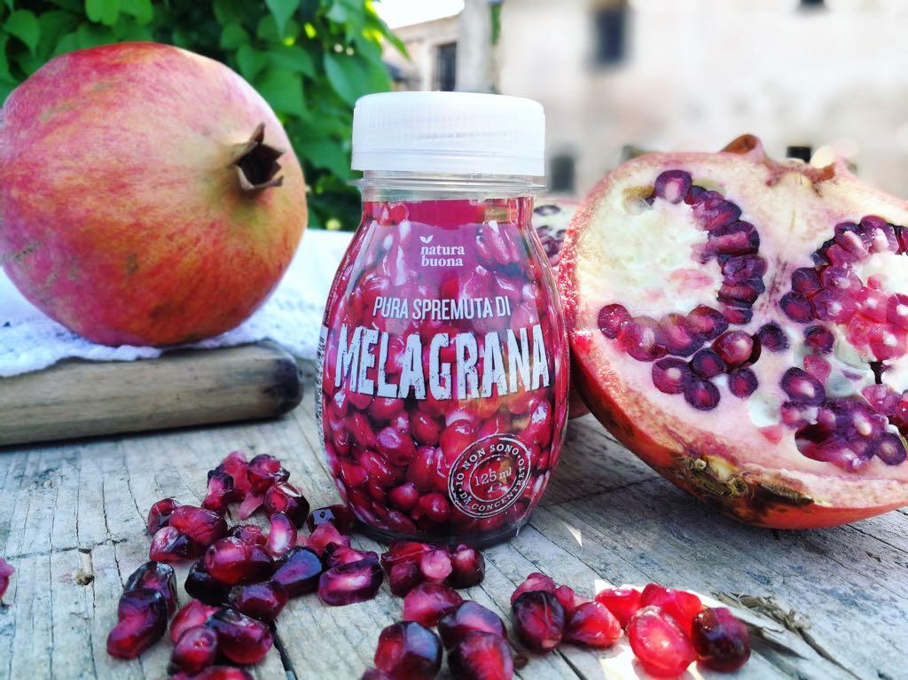 i benefici del frutto melograno