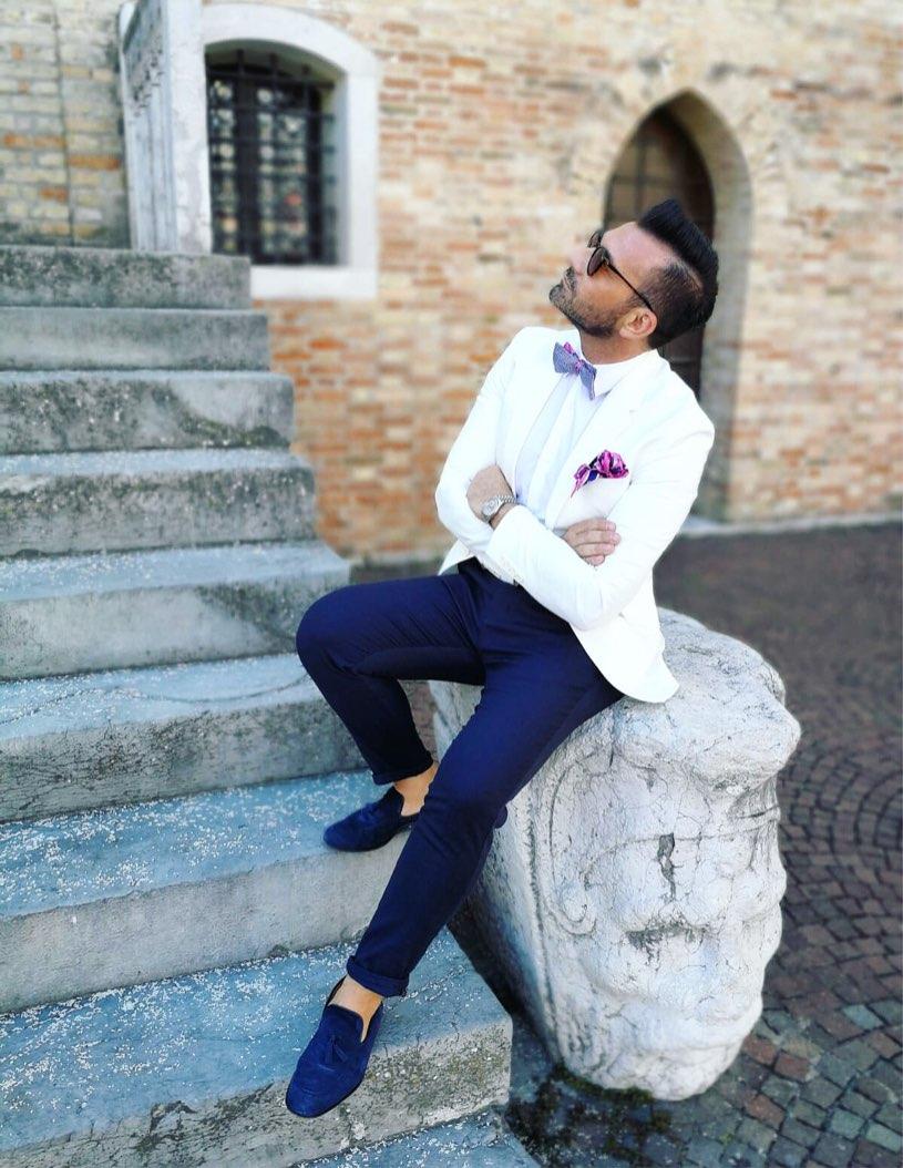 influencers italiani moda e abbigliamento uomo