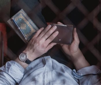 Montblanc portafoglio uomo