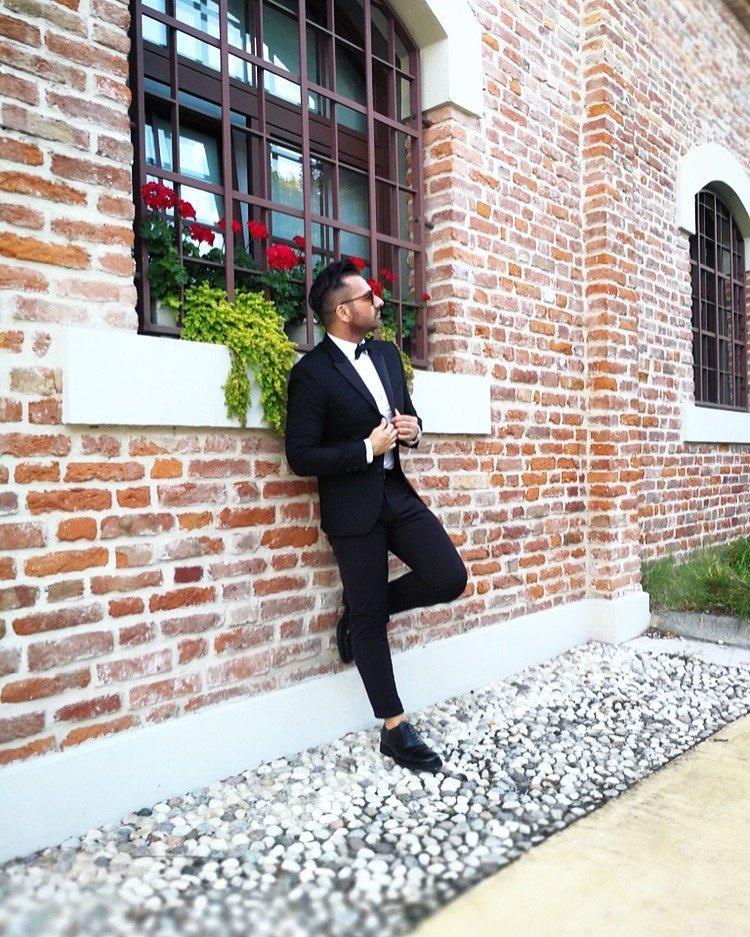 blogger italiano moda uomo
