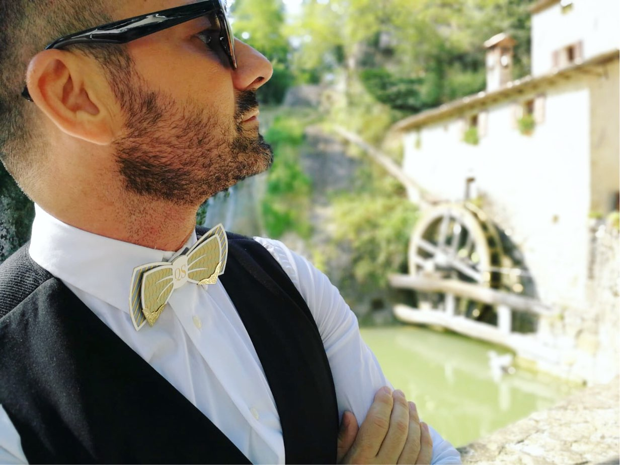 vintage blogger italiano