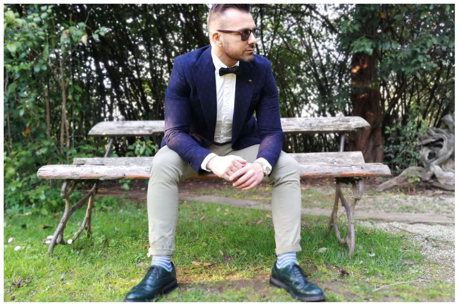 fashion blogger uomo italia