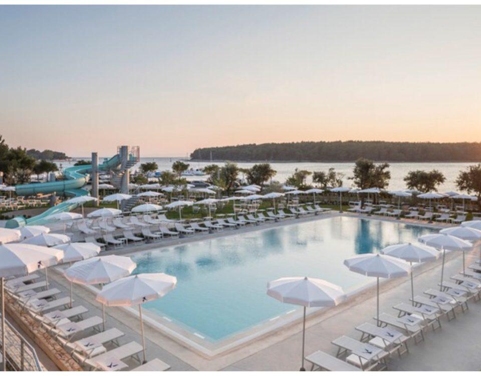 hotel di lusso in Croazia blogger