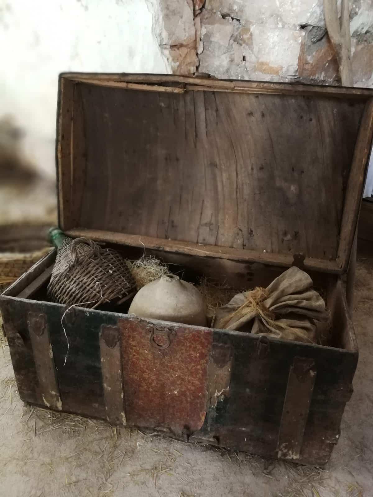 oggetti vintage trulli Alberobello