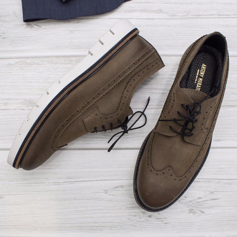 scarpe stringate casual uomo