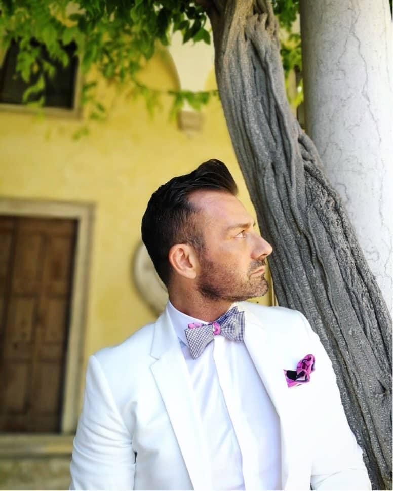 vintage fashion blogger moda uomo italia