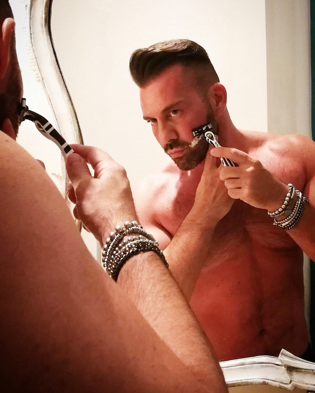 blog di bellezza uomo prendersi cura della barba