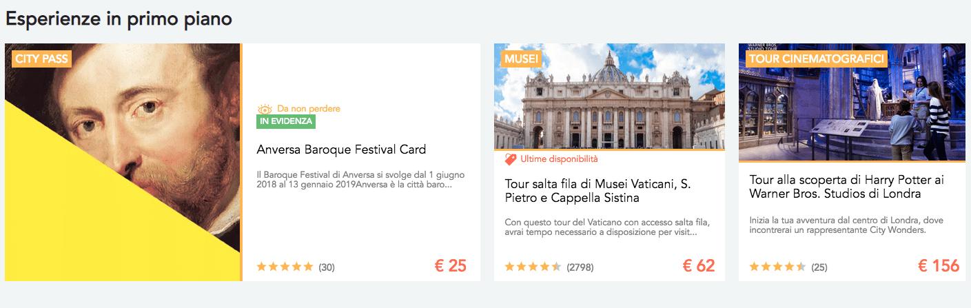 blog di viaggi prenotazione biglietti musei