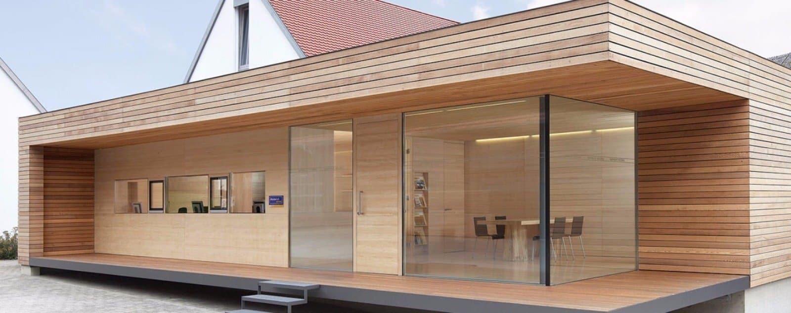 costruire una casa ecologia