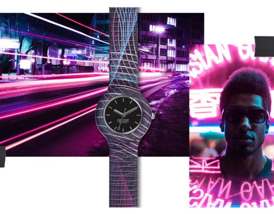 collezione orologi vintage hip hop anni 90