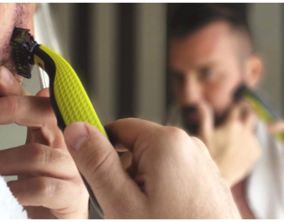 beauty routine maschile come prendersi cura della barba corta