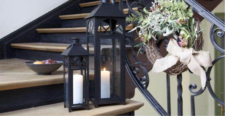 accessori vintage lanterne per arredare