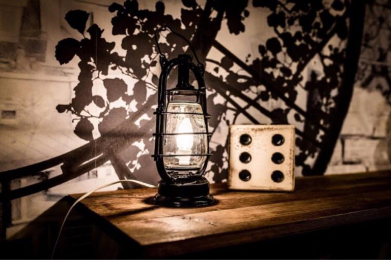 lanterne arredamento vintage