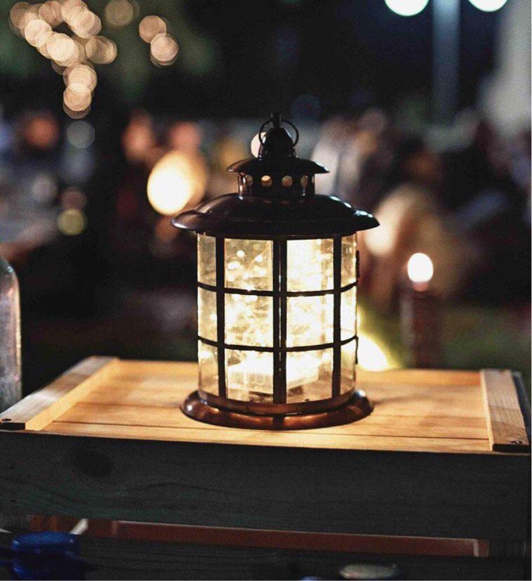 lanterne vintage per arredare