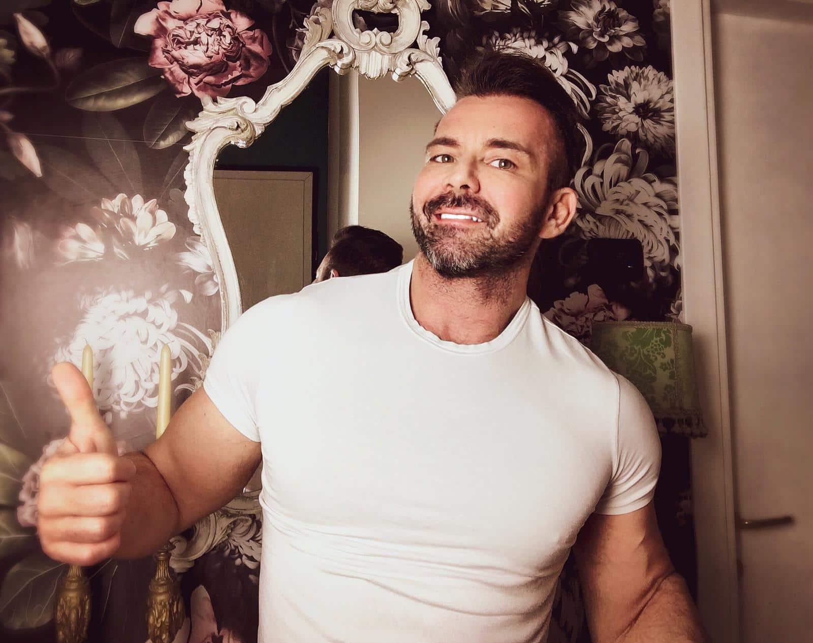 blog di bellezza uomo il sorriso perfetto