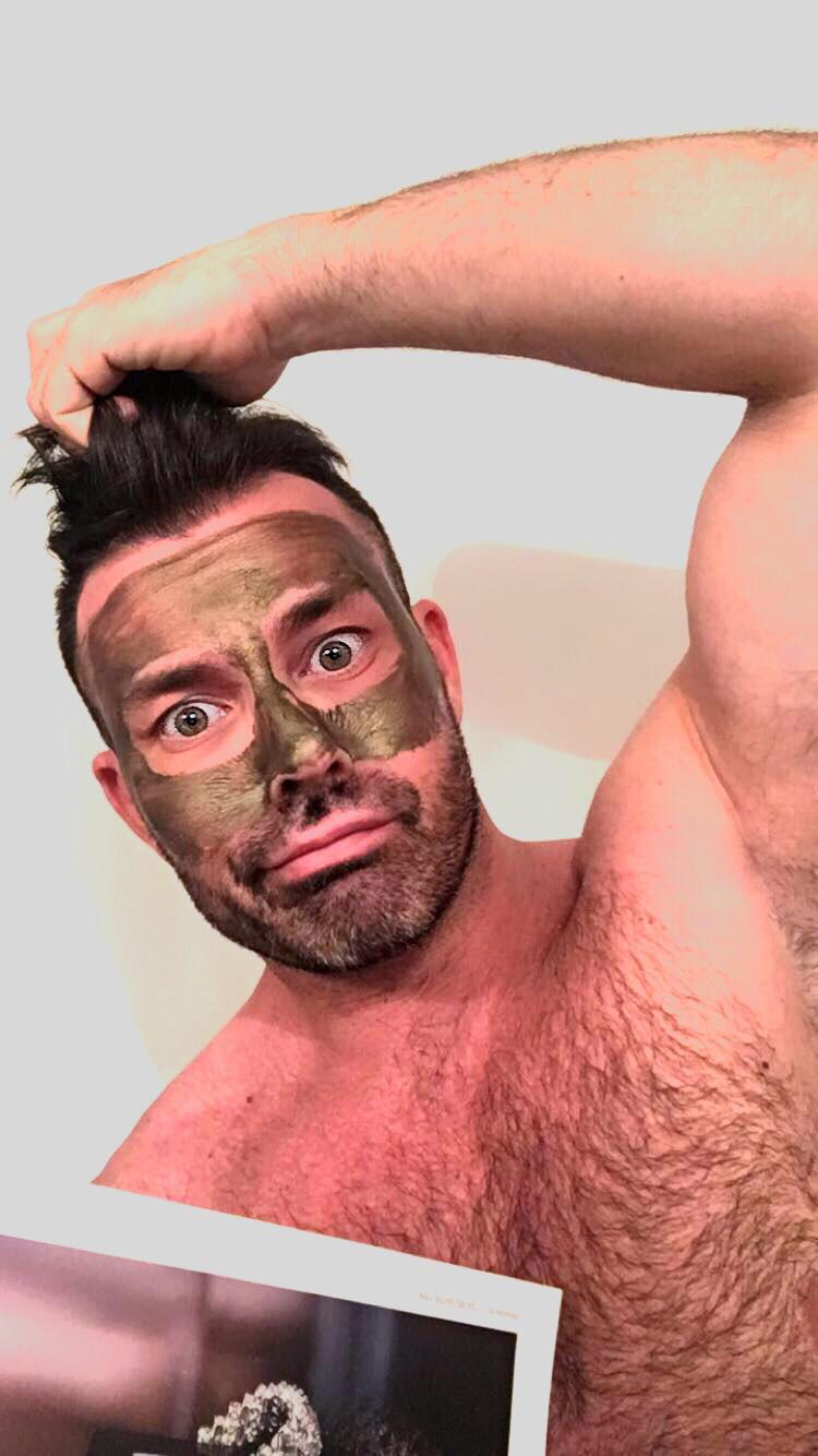 blog di bellezza uomo quello sbagliato maschere