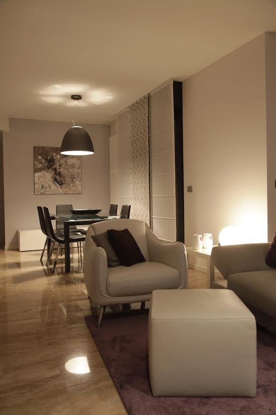 il restyling di un piccolo appartamento