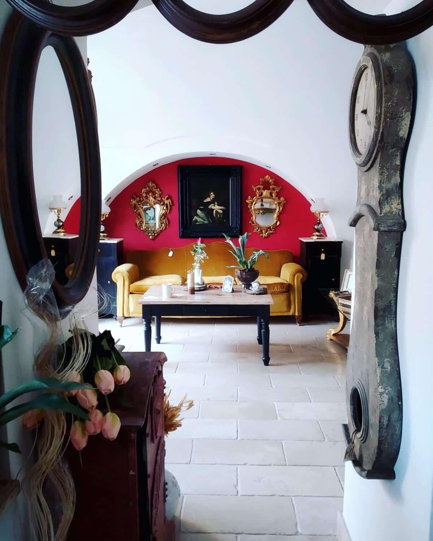 037 salento design negozio fiori e vintage