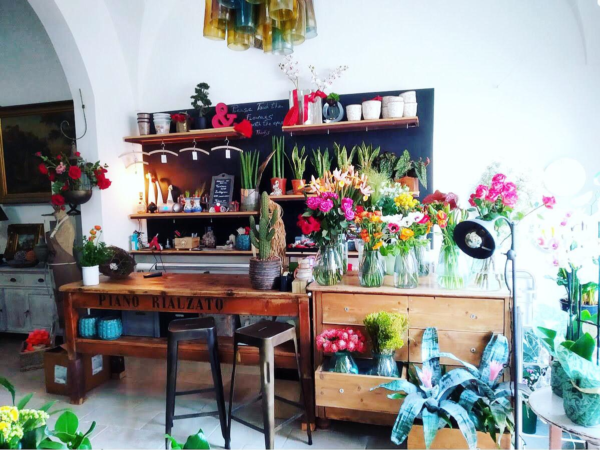 037 salento design negozio fiori e vintage Lecce