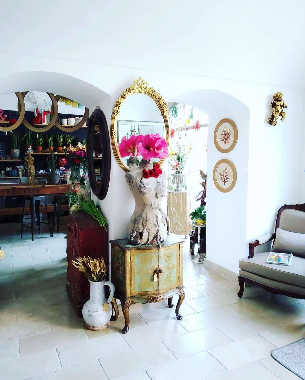 037 salento design negozio fiori e vintage Puglia