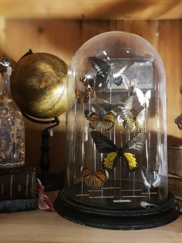 arredare con oggetti vintage