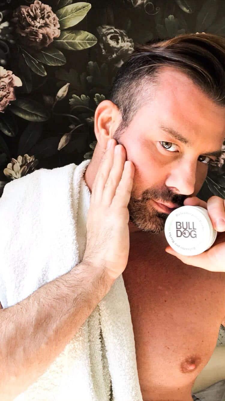 beauty blogger uomo italia