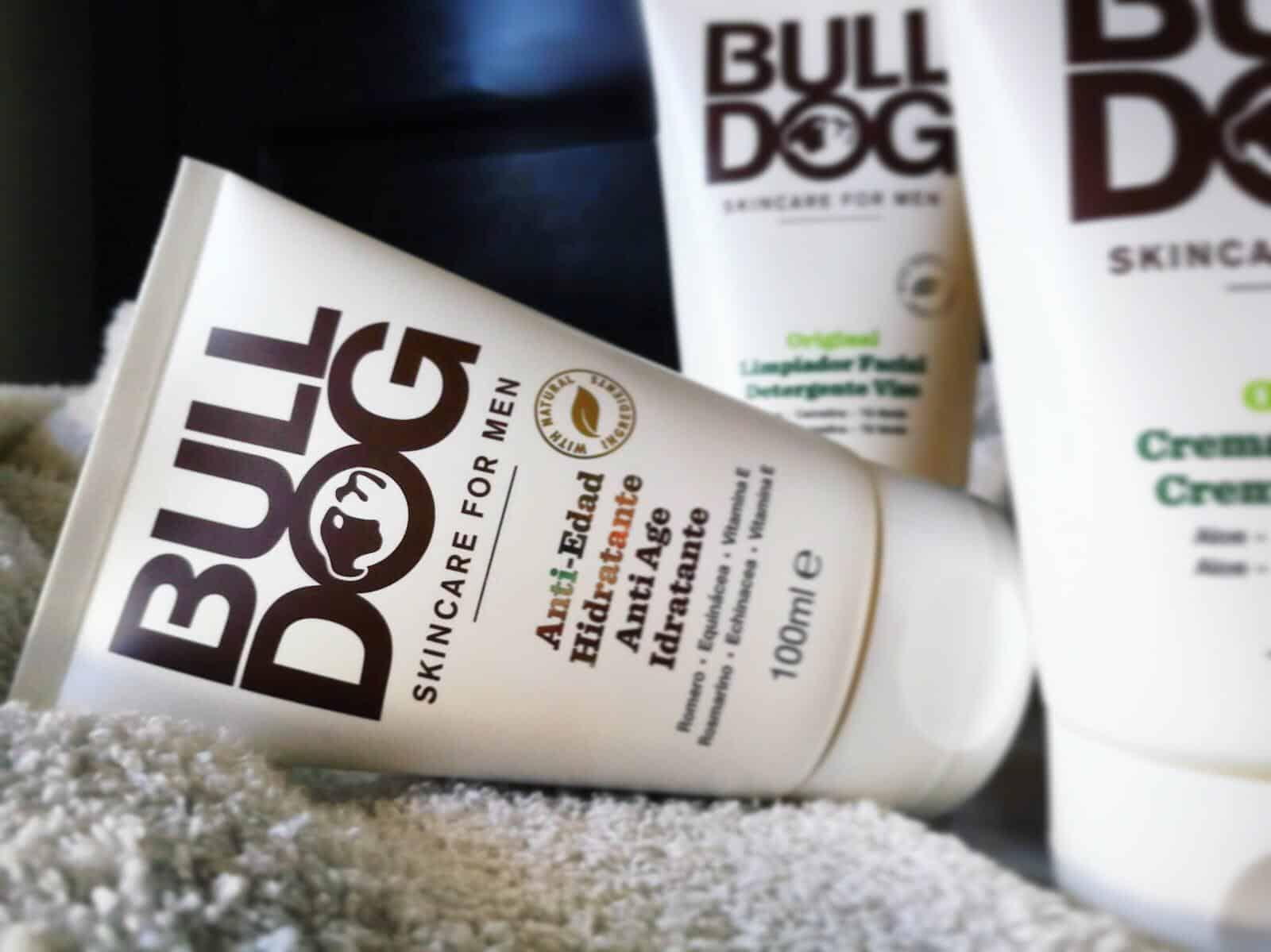 prodotti pelle viso uomo bulldog
