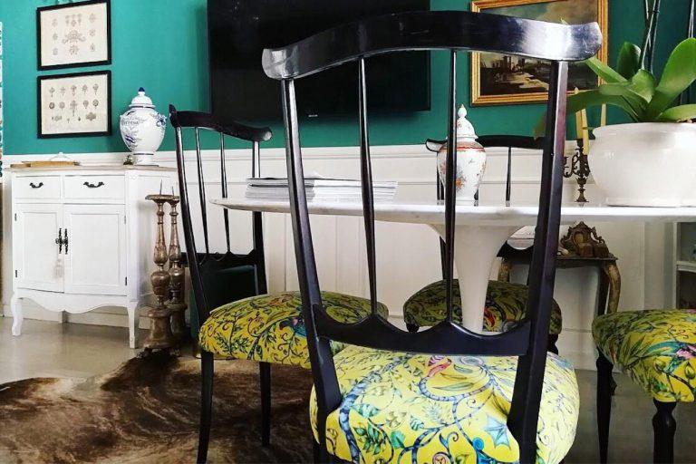arredare casa utilizzando mobili vintage