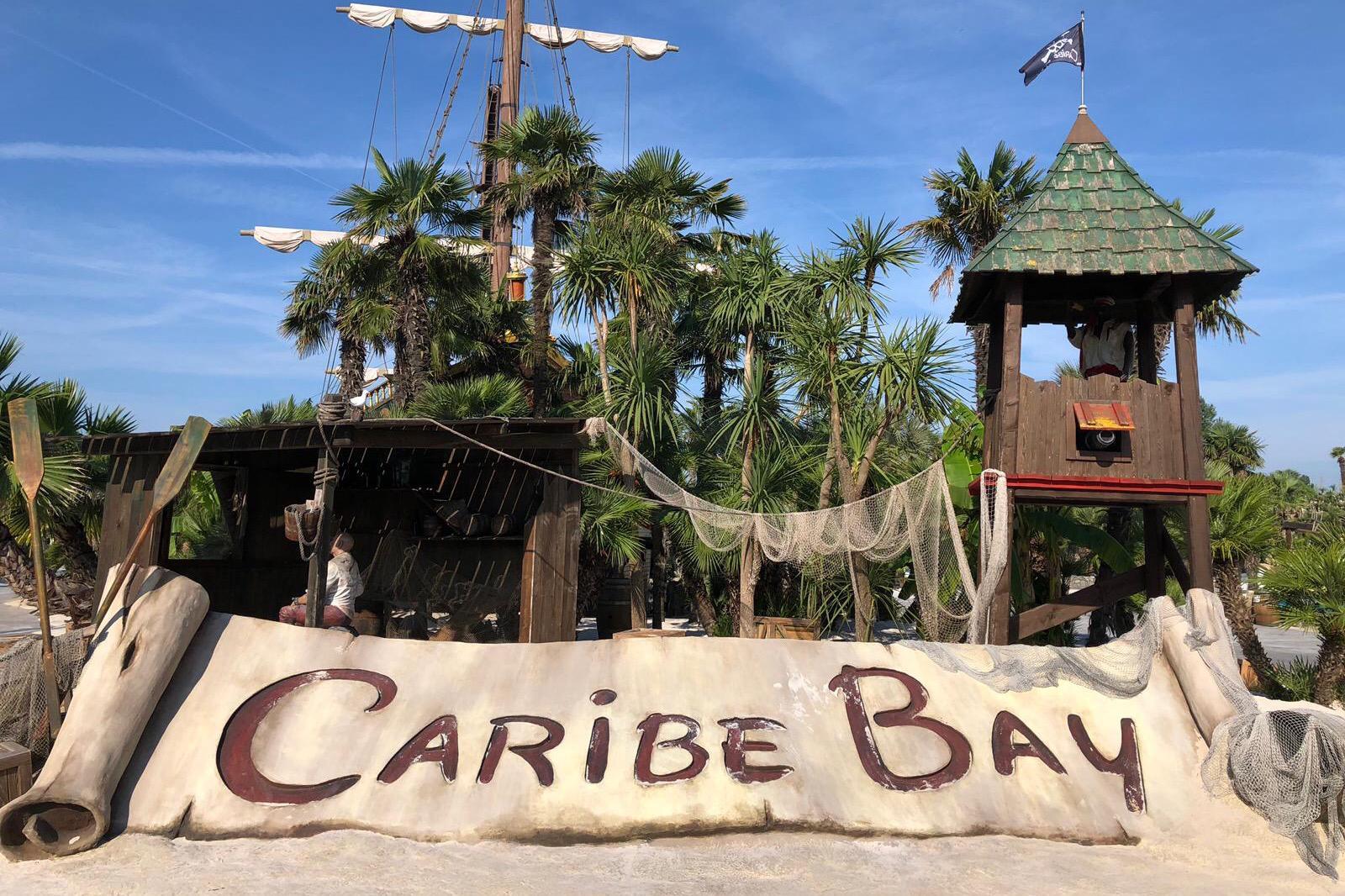 parco divertimento Caribe bay