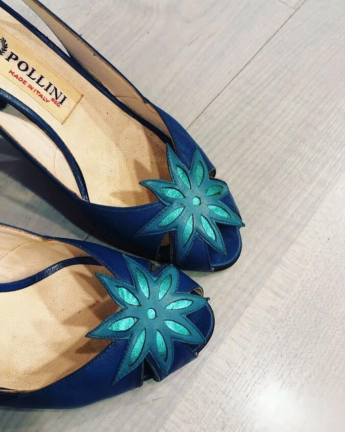 scarpe da donna vintage firmate