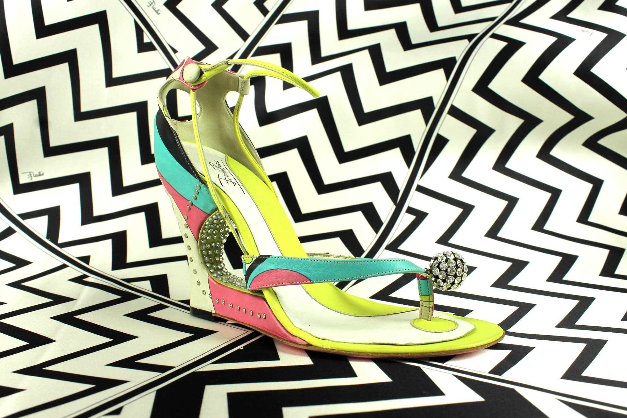 scarpe e calzature vintage