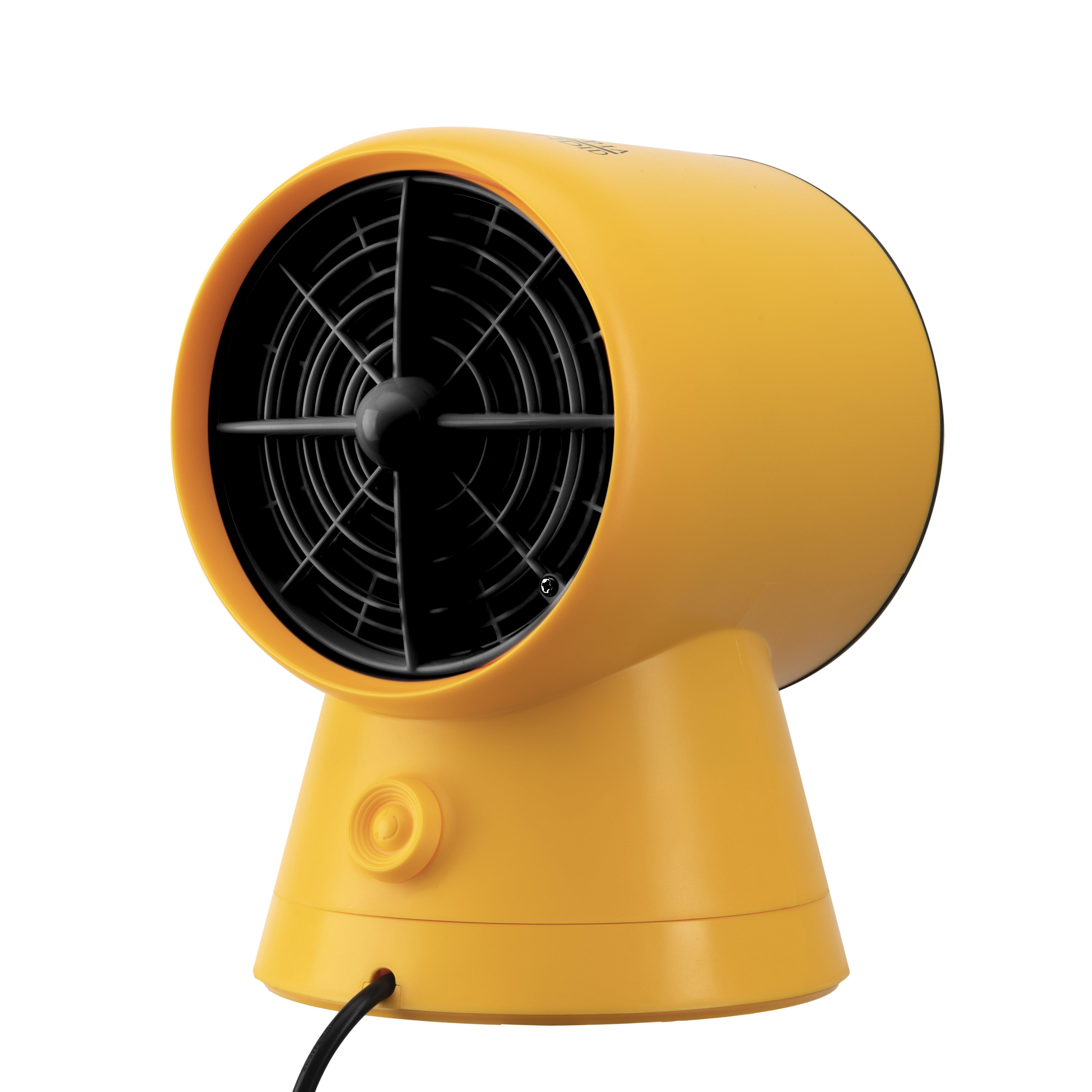 il termoventilatore elettrico