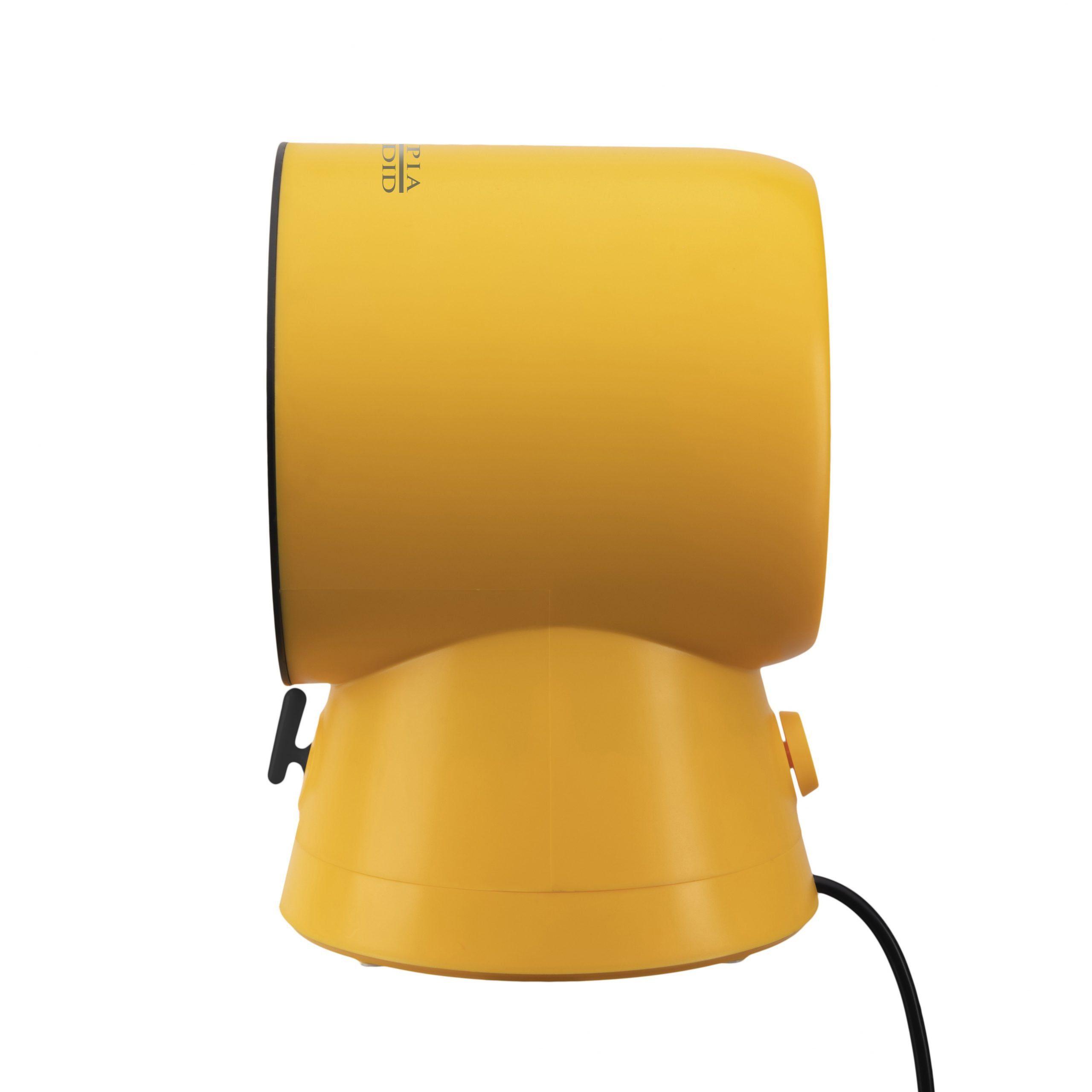 termoventilatore elettrico stile vintage
