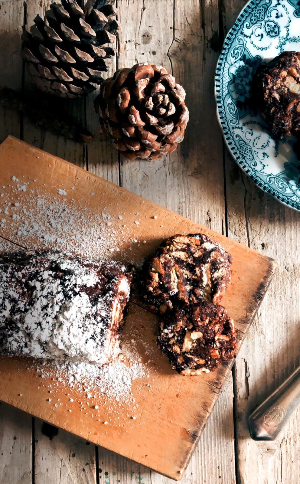 blog di cucina salame al cioccolato ricetta