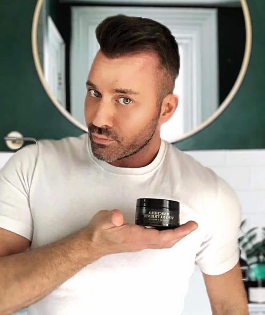 beauty blogger uomo italia perche usare maschera argilla