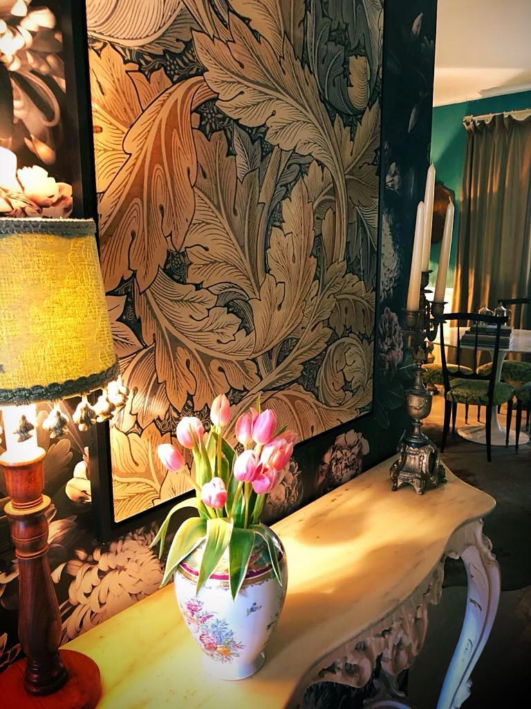 arredamento vintage blog come decorare le pareti con poster e stampe
