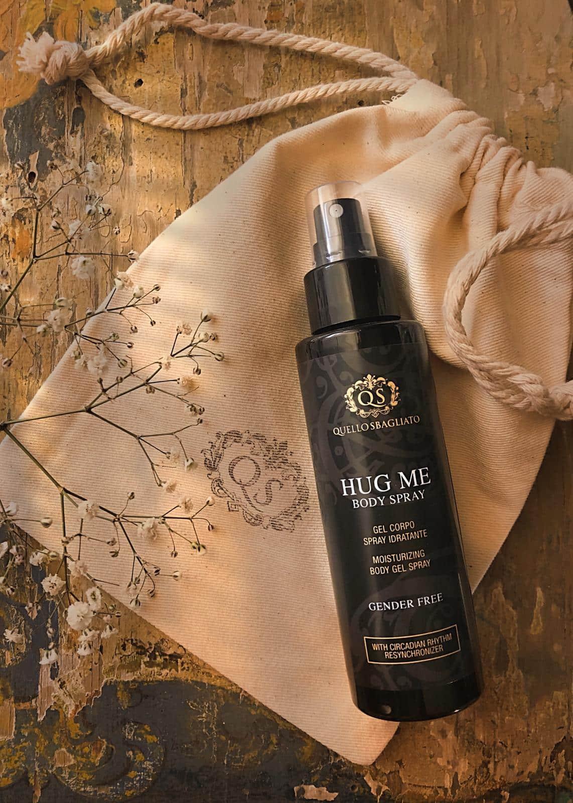 Gel corpo spray idratante a rapido assorbimento per uomo e donna super profumato