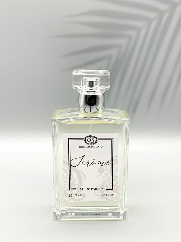 fragranza unisex ambrata e speziata jerome