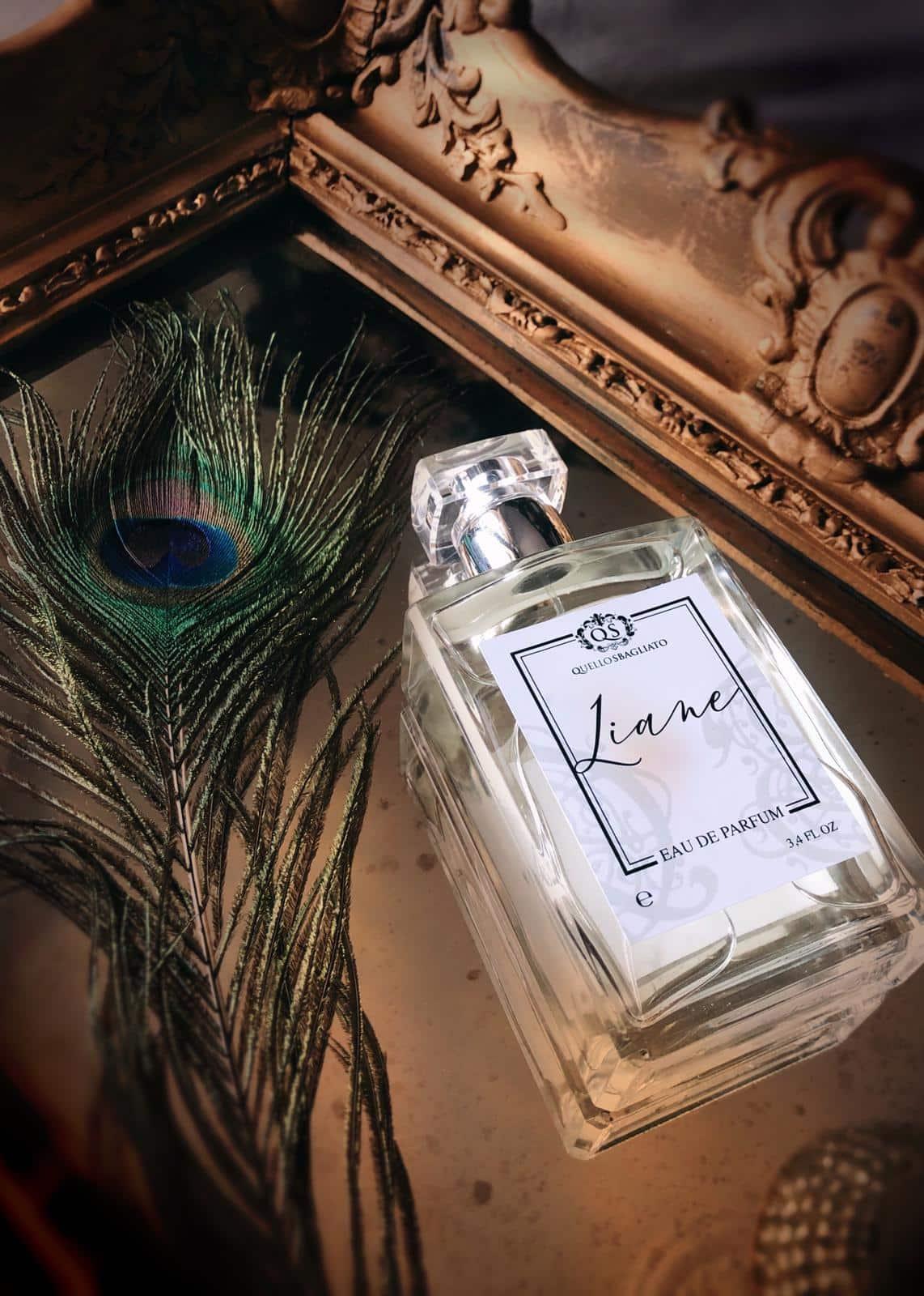 luxury parfum unisex gender free made in italy quello sbagliato liane edera profumi di nicchia verde e dolce folglie italia