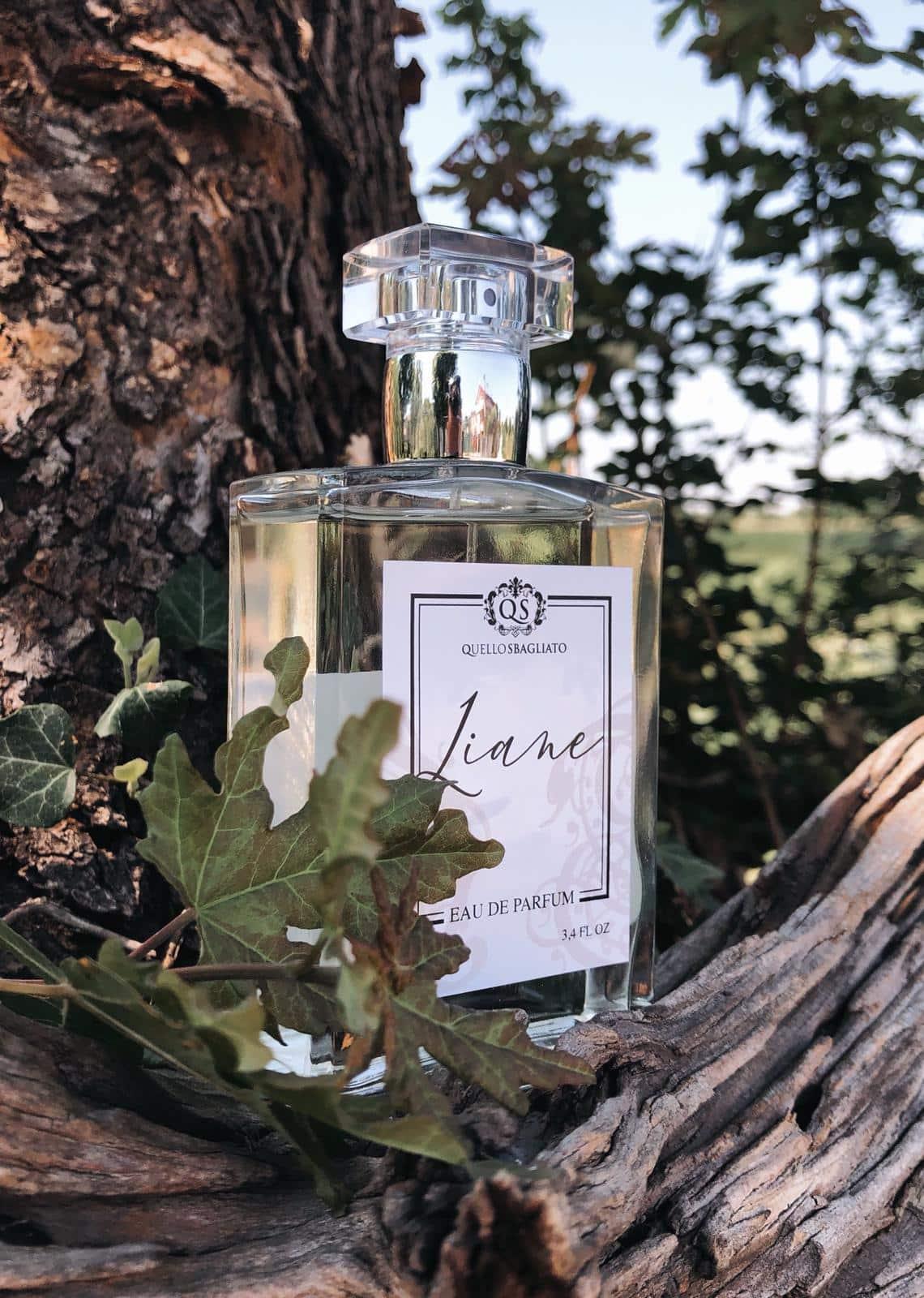 profumo edera liane unisex quello sbagliato verde edera natura