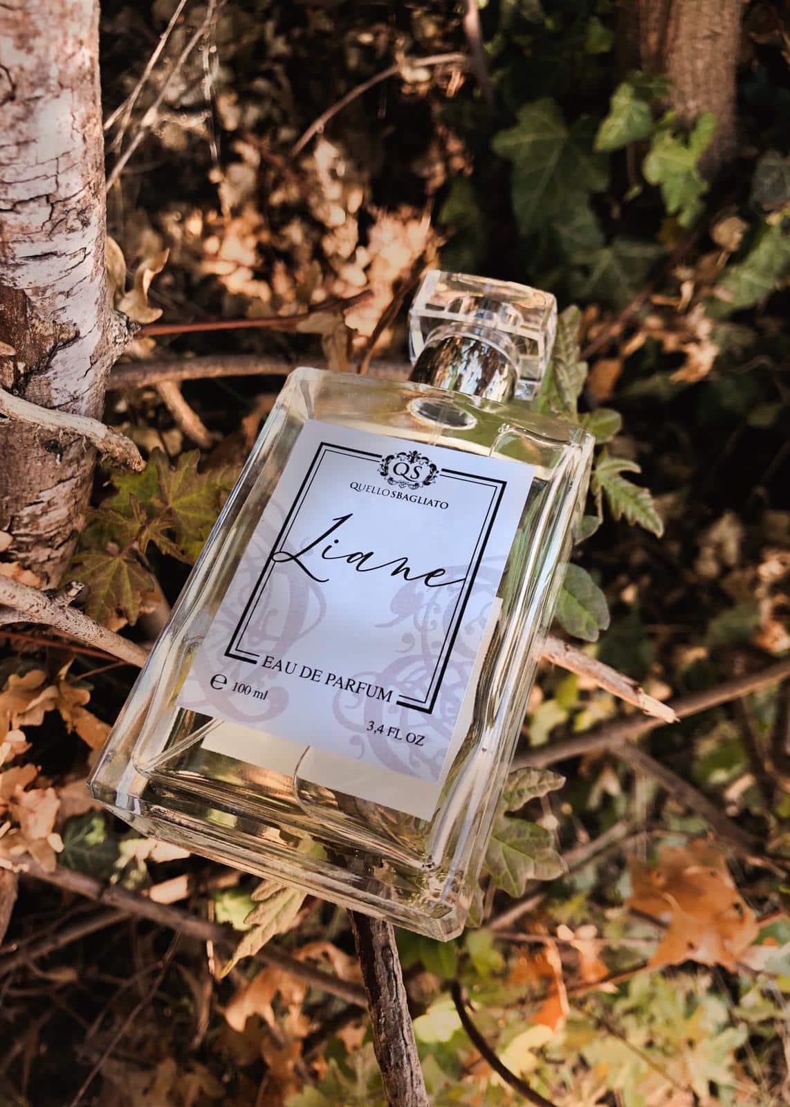 profumo liane unisex quello sbagliato verde edera natura