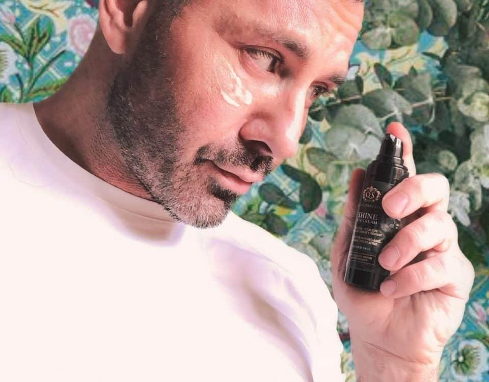 blog bellezza donna e uomo occhi gonfi e occhiaie prodotti efficaci da usare e terapia d'urto