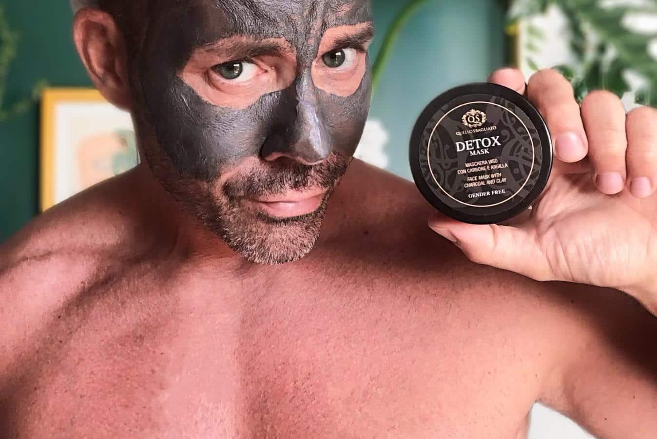 Migliori maschere anti-punti neri e detox. Pelle luminosa per uomo e donna.