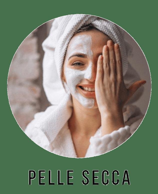 inestetismi della pelle i prodotti da usare per la pelle secca