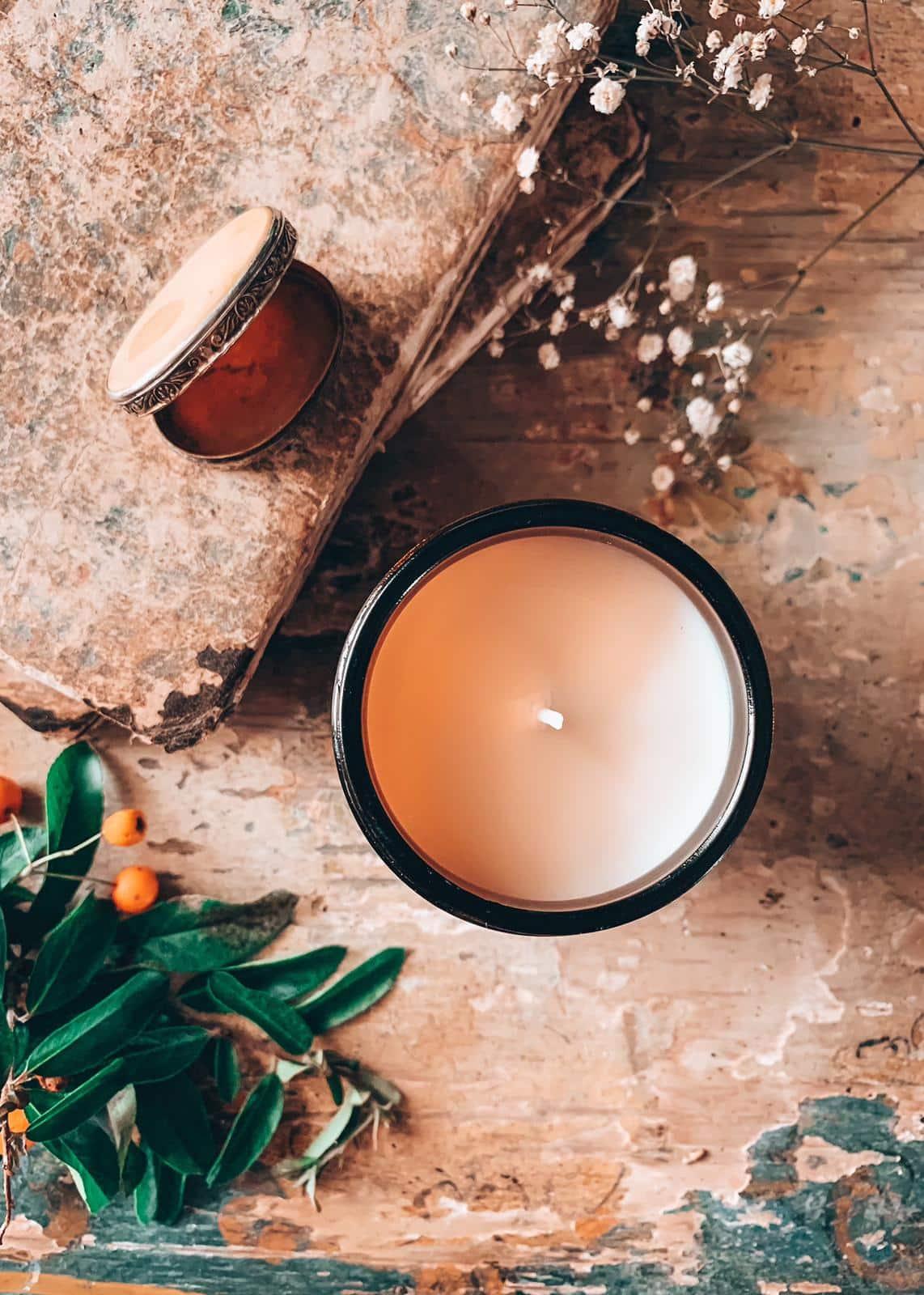 Elicriso Aromatico candela naturale per la casa profumata di soia handmade Quello Sbagliato