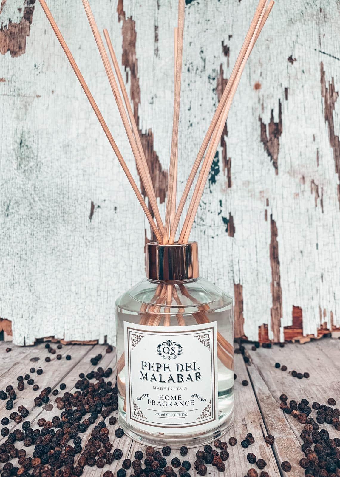 pepe del malabar profumo per la casa spray fragranze e profumi ambinete shop online