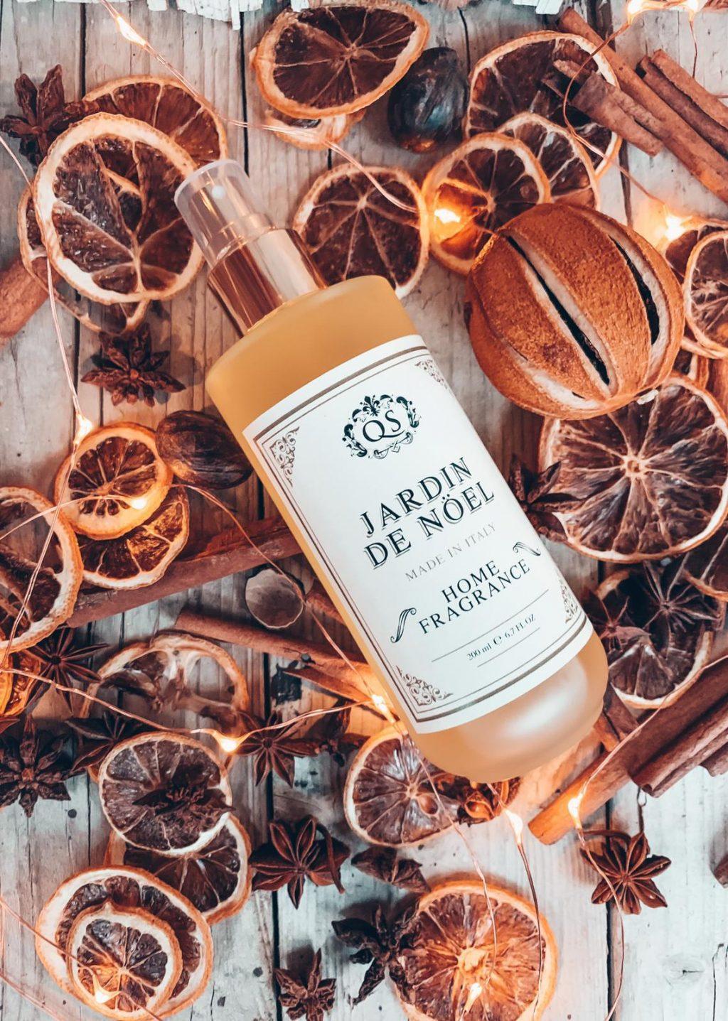 shop online fragranze per la casa jardin de noel profumo casa natale spray