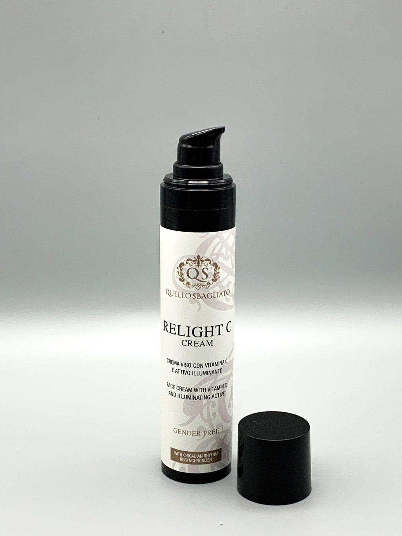 Crema viso illuminante alla vitamina C Relight C Cream